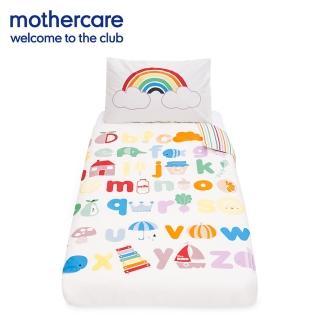【mothercare】彩虹字母被套+枕套