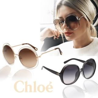 【Chloe' 蔻依】大框 太陽眼鏡(共多款)