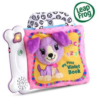【LeapFrog】有聲學習布書-Violet