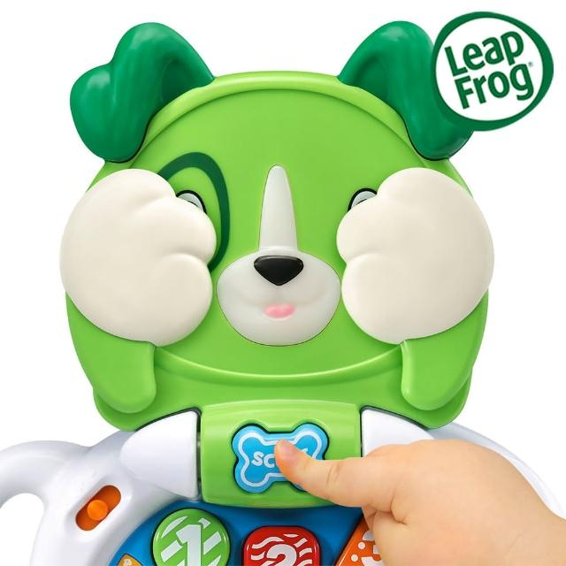 【LeapFrog】躲貓貓筆電小狗-Scout