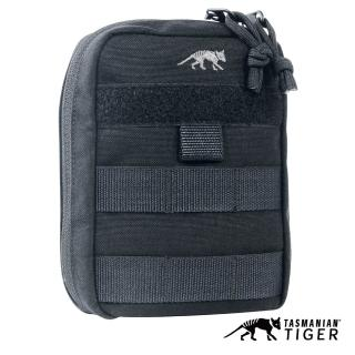 【Tasmanian Tiger】Tac Pouch TREMA 軍用醫療配件包 黑(TT7539-040)