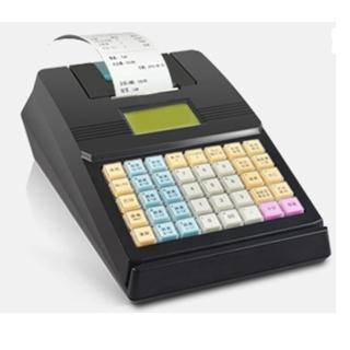 【UFOTEC】全新 M100 全中文列印 收銀機 / 收據機(注音輸入法)