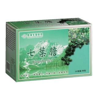 【長庚生技】七葉膽1.5gx30包/盒(4盒 +限量加贈 陶瓷馬克杯乙個)