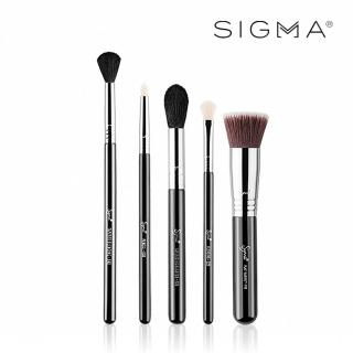 【Sigma】最想要刷具五件組 Most-Wanted Brush Set(原廠公司貨)