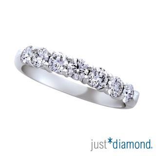 【Just Diamond】絕代佳人系列 18K金鑽石戒指