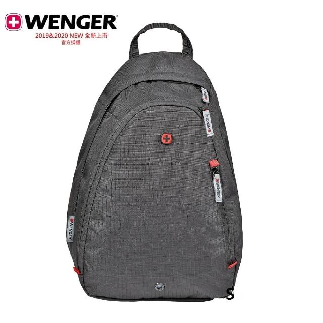 【WENGER 威戈】Compass Large Sling單肩包(604427)