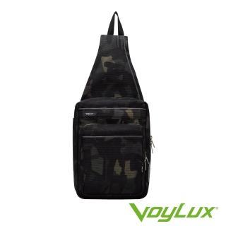 【VoyLux 伯勒仕】VoyLux 伯勒仕-Camo迷彩系列粗丹尼跨身包 3280275B