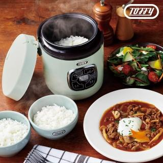 【日本Toffy】微電腦炊飯器(兩色)