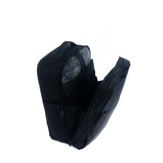 【BOW】Quiver X 終極防盜防水多功能萬用包(經典黑/黑)(後背包、戶外、旅行、健身、運動、防盜、防水)