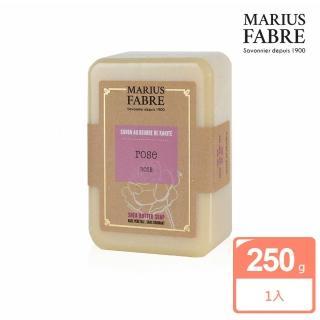 【MARIUS FABRE 法鉑】法蘭西玫瑰乳油木草本皂(250g)