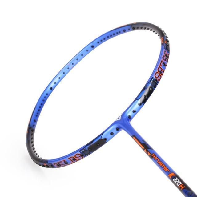 【VICTOR】突擊羽球拍-3U-羽毛球拍 勝利 羽球(TK-220H-3U-F)