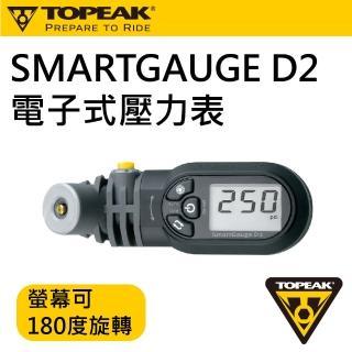 【TOPEAK】電子胎壓計SMARTGauge D2