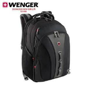 【WENGER 威戈】Legacy16吋電腦後背包(600631)