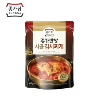 【宗家府】食堂 泡菜鍋450g(加熱後即可上桌)