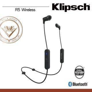 【Klipsch】R5 Wireless入耳式藍芽耳機(公司貨)