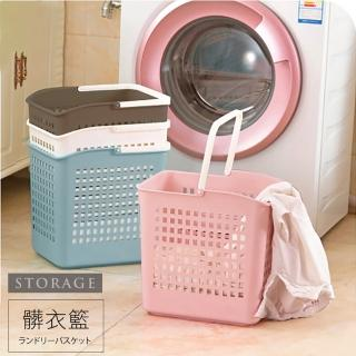 【ONE HOUSE】多用途收納洗衣籃(2入)