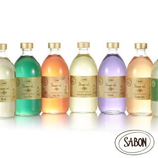 【SABON】經典沐浴油500ml(香味任選)