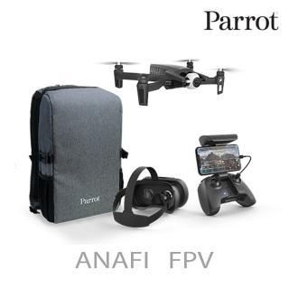 【Parrot】ANAFI FPV套組 空拍機/無人機(公司貨)