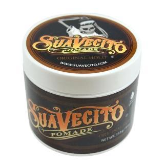 【Suavecito 骷髏頭】經典款水洗式髮油(113g)