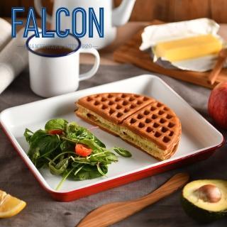 【英國 Falcon】獵鷹琺瑯 琺瑯托盤(三色可選)