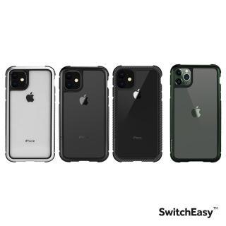【Switcheasy】iPhone 11 軍規防摔玻璃殼(iPhone 11 6.1吋)