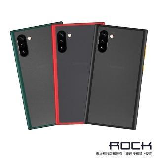 【ROCK】Samsung Galaxy Note 10+ / Note 10 Plus 6.8吋 優盾系列防摔手機保護殼