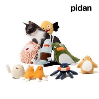 【pidan】貓用毛絨玩具 -小怪獸系列 四款可選(外星人 貓玩具 寵愛 娃娃)