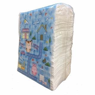 【生活大師】迷你擦手紙巾(120抽x60包)