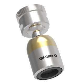 【HerherS】MiniBle Q微氣泡起波器-雙牙轉向版