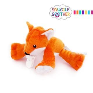 【Snuggle】安撫絨毛玩偶娃娃(奶嘴夾-小狐狸)