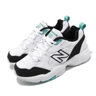 【NEW BALANCE】休閒鞋 WX708BTD 運動 女鞋 男鞋 老爹鞋 IU 情侶穿搭 舒適 球鞋 簡約 白 黑(WX708BTD)
