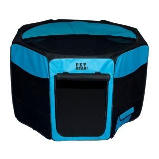 【PET GEAR】PG-TL4146 八角折疊寵物籠-L
