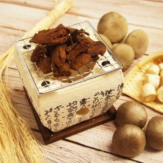 【午後小食光】台灣香菇燒(120g/包)