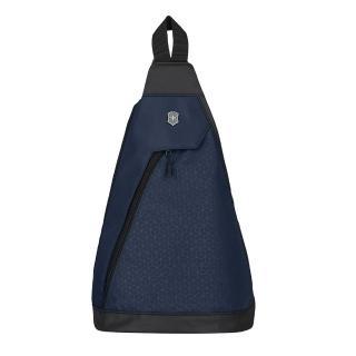 【VICTORINOX 瑞士維氏】Altmont Origianl 單肩時尚背包(藍 606749)