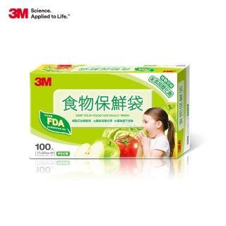 【3M】食物保鮮袋小型100入
