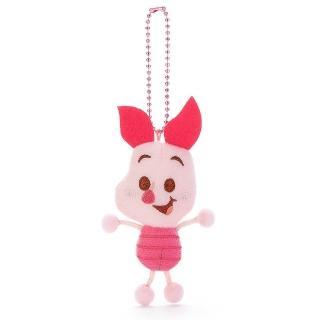 【Disney 迪士尼】Disney Toy Company 擦擦吊飾 皮傑(人偶 吊飾)