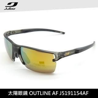 【Julbo】太陽眼鏡OUTLINE AF J5191154AF(運動墨鏡、三鐵眼鏡、抗UV)