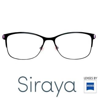 【Siraya】『簡約輕量』Siraya 鈦金屬光學眼鏡 MATA