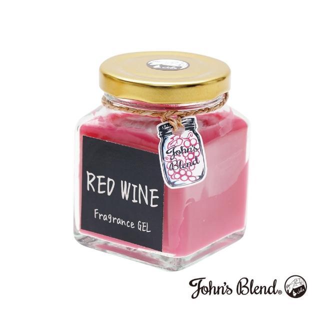 【日本John's Blend】室內香氛擴香膏-2020新香味135g(公司貨/任選3入)