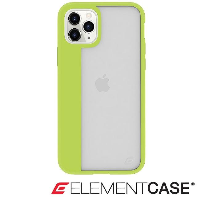 【Element Case】iPhone 11 Pro Max Illusion(輕薄幻影軍規殼 - 活力綠)