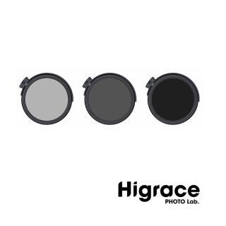 【Higrace】HD MRC 投入式 ND8CPL 95mm 濾鏡(公司貨)