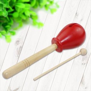 【美佳音樂】奧福打擊樂器/兒童樂器 傳統木魚 東方木魚(木魚)