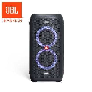 【JBL】PartyBox 100 便攜式派對燈光藍牙喇叭