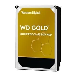 【WD 威騰】金標 8TB 企業級 3.5吋 SATA硬碟(WD8004FRYZ)