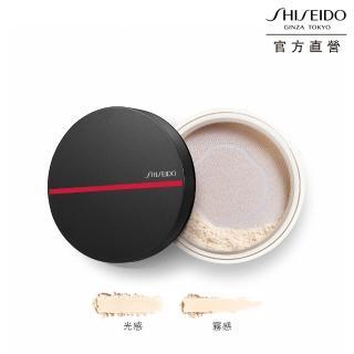 【SHISEIDO 資生堂國際櫃】超進化空氣蜜粉6g(光感/霧感兩色任選)