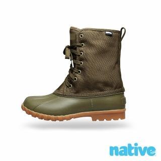 【native】JIMMY CITYLITE 獵鴨男/女靴(橄欖綠)