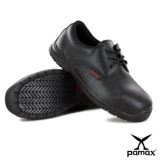 【PAMAX 帕瑪斯】皮革製高抓地力安全鞋(PZ10101FEH /男)