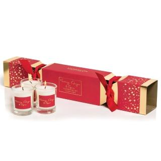 【STONEGLOW】限量香氛燭禮盒(3款任選)