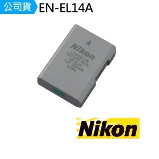 【Nikon 尼康】EN-EL14A 原廠電池