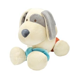 【美國miYim】有機棉瑜珈娃娃(繽紛小狗)